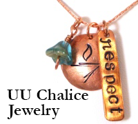 Shop UU Chalice Jewelry