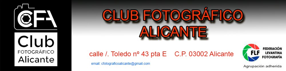 CLUB FOTOGRAFICO ALICANTE