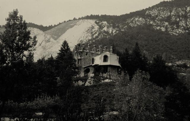 xalet fabrica clot del moro asland abandono tren cement cemento