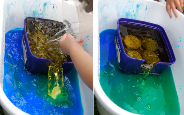 45 fun things you can do with food coloring - Recycling Center