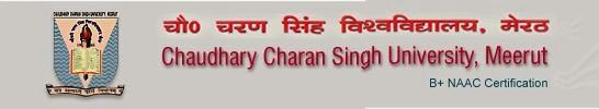 B.Ed. 2013 Exam Result Ch.Charan Singh University