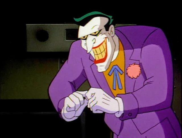 Batman The animated series (1992)