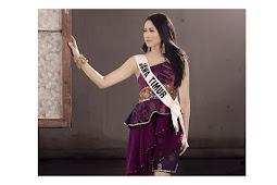 Profil Puteri Indonesia 2014 - Elvira Devinamira