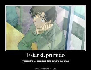 Imagen Estar Deprimido (Imagenes para Facebook)