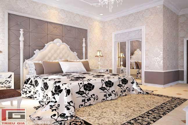 Thiết kế thi công nội thất chung cư, biệt thự sang trọng, đẳng cấp