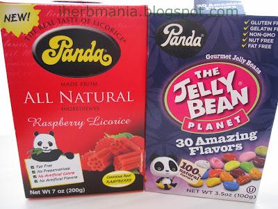 Iherb Panda Sweet Licorice