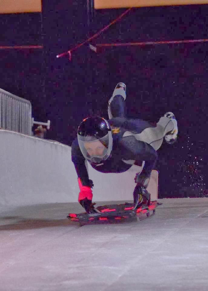 Liz S Ski Amp Skeleton Adventures