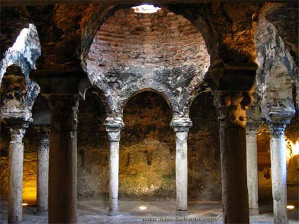 Patrimonio mallorca treasure blog - Banos arabes de girona ...
