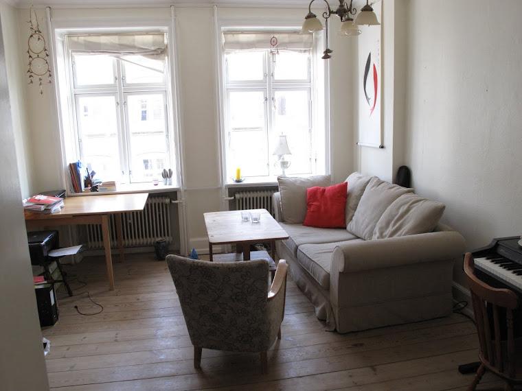Østerbro-ejerlejlighed til salg