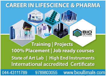 BioUltimas-Biotech Training,Projects &Jobs