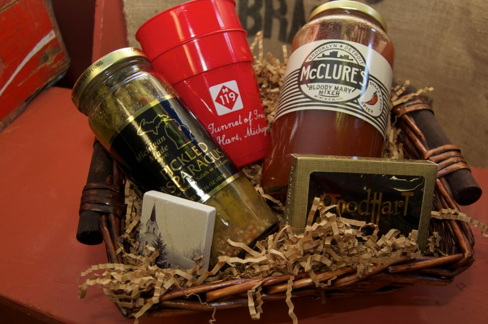 Eat It Detroit: [HOT LIST] Made in Michigan gift baskets