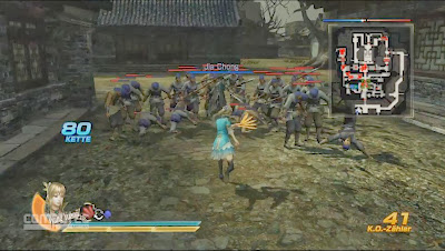 Dynasty Warriors 8 PS3 PC