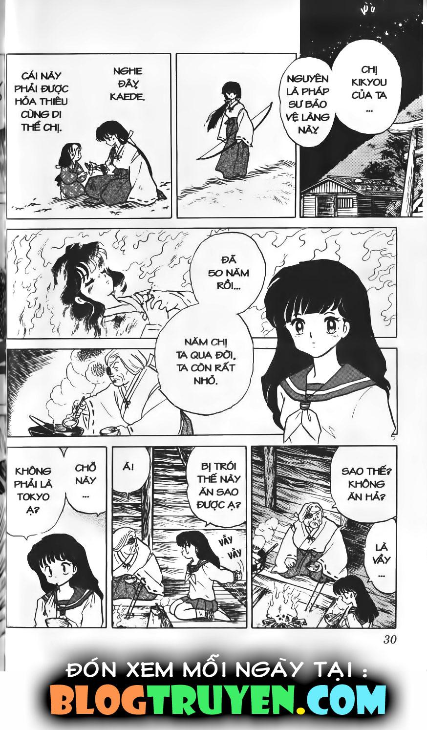 Inuyasha-Khuyển Dạ Xoa-Bản Đẹp chap 1 Trang 26