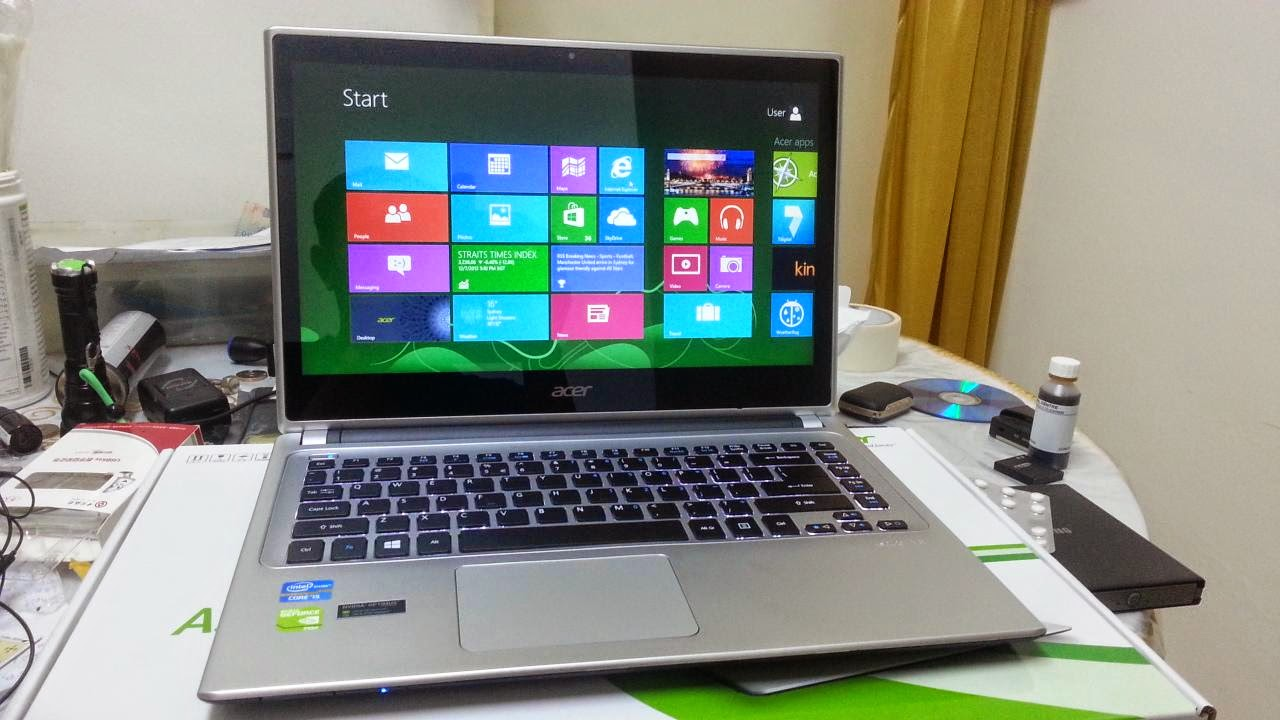 Harga Dan Spesifikasi Laptop Acer V5-471PG-53334G50Ma