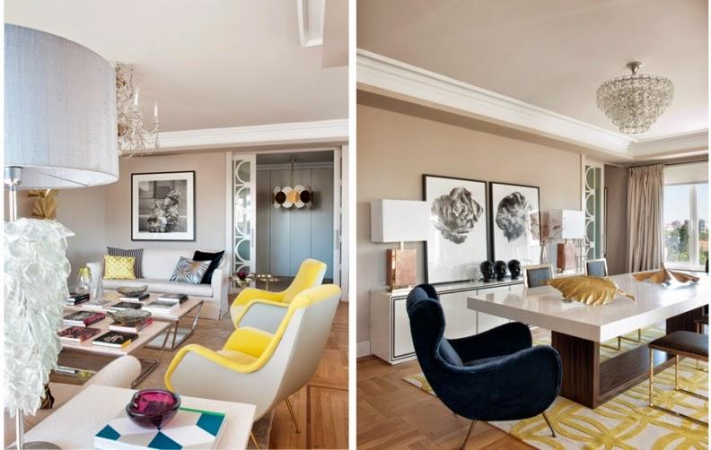 Glamour y esencia chic glamour and chic esence - Nuevo estilo dormitorios ...