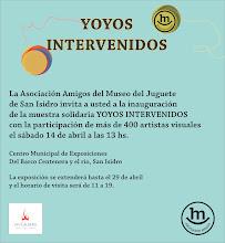 Yo-Yos Intervenidos