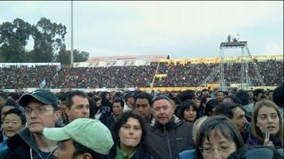 Bryan Adams at Kathmandu