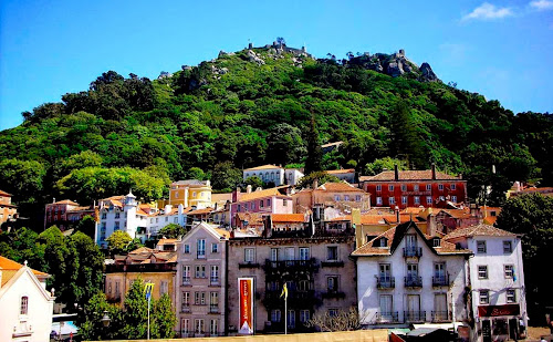 Sintra, centro histórico