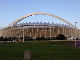 moses mabhida stadium durban south africa