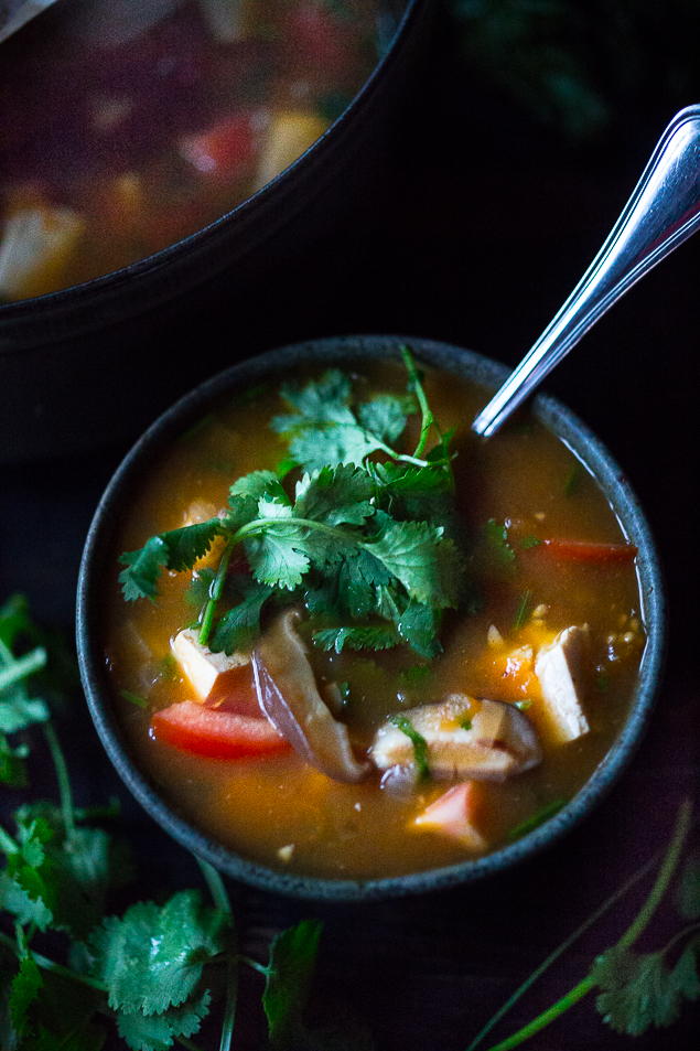 Vietnamese Hot and Sour Soup (Canh Chua)