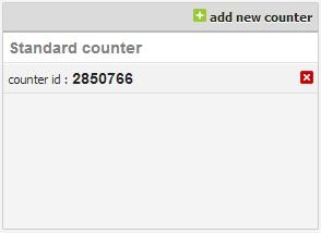 counter id histats