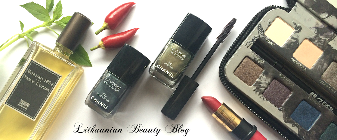 Lithuanian Beauty Blog