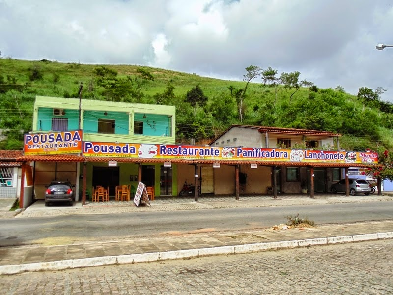 Pousada, Restaurante, Panificadora e Lanchonete Maria Flor, em Mundo Novo-BA