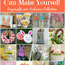 80 Awesome DIY Easter Decorations