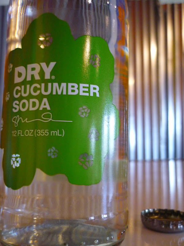The ever refreshing DRY soda title=