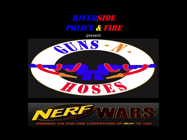 Guns -N- Hoses Nerf War Registration