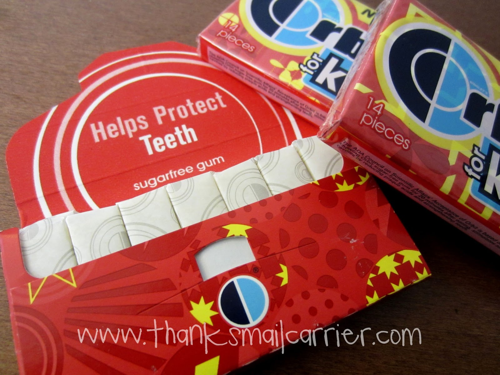 Orbit for Kids gum review
