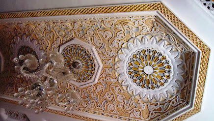 Competences group amenagement decoration d 39 interieur for Platre traditionnel marocain