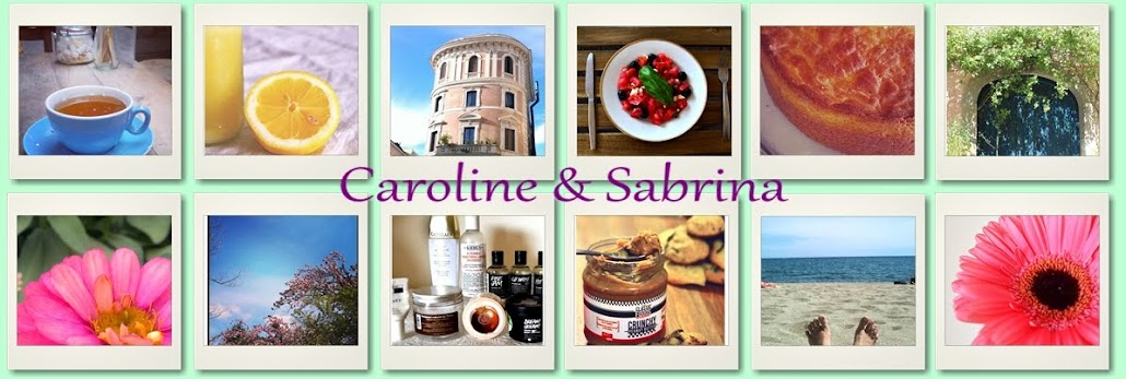 Caroline & Sabrina