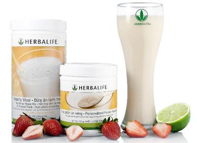 Hỗn Hợp Dinh Dưỡng Công Thức 1 (Shake Herbalife F1)