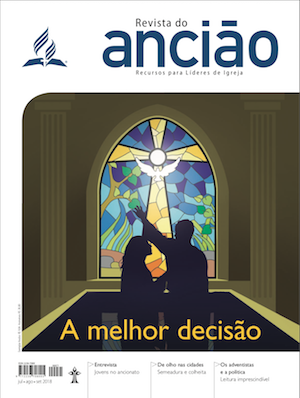 Acervo da Revista do Ancião - desde 2005
