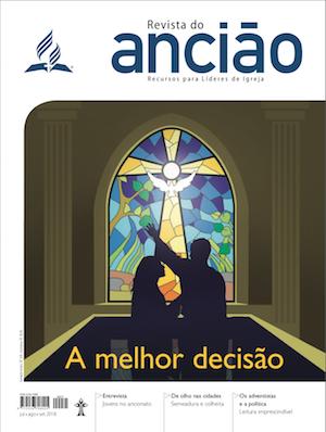Acervo da Revista do Ancião - desde 2005