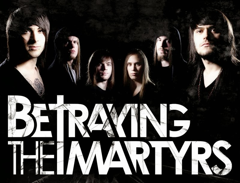 Betraying The Martyrs Deathcore Band Photo Member Images Picture Wallpaper Facebook Twitter Reverbnation Soundcloud Purevolume