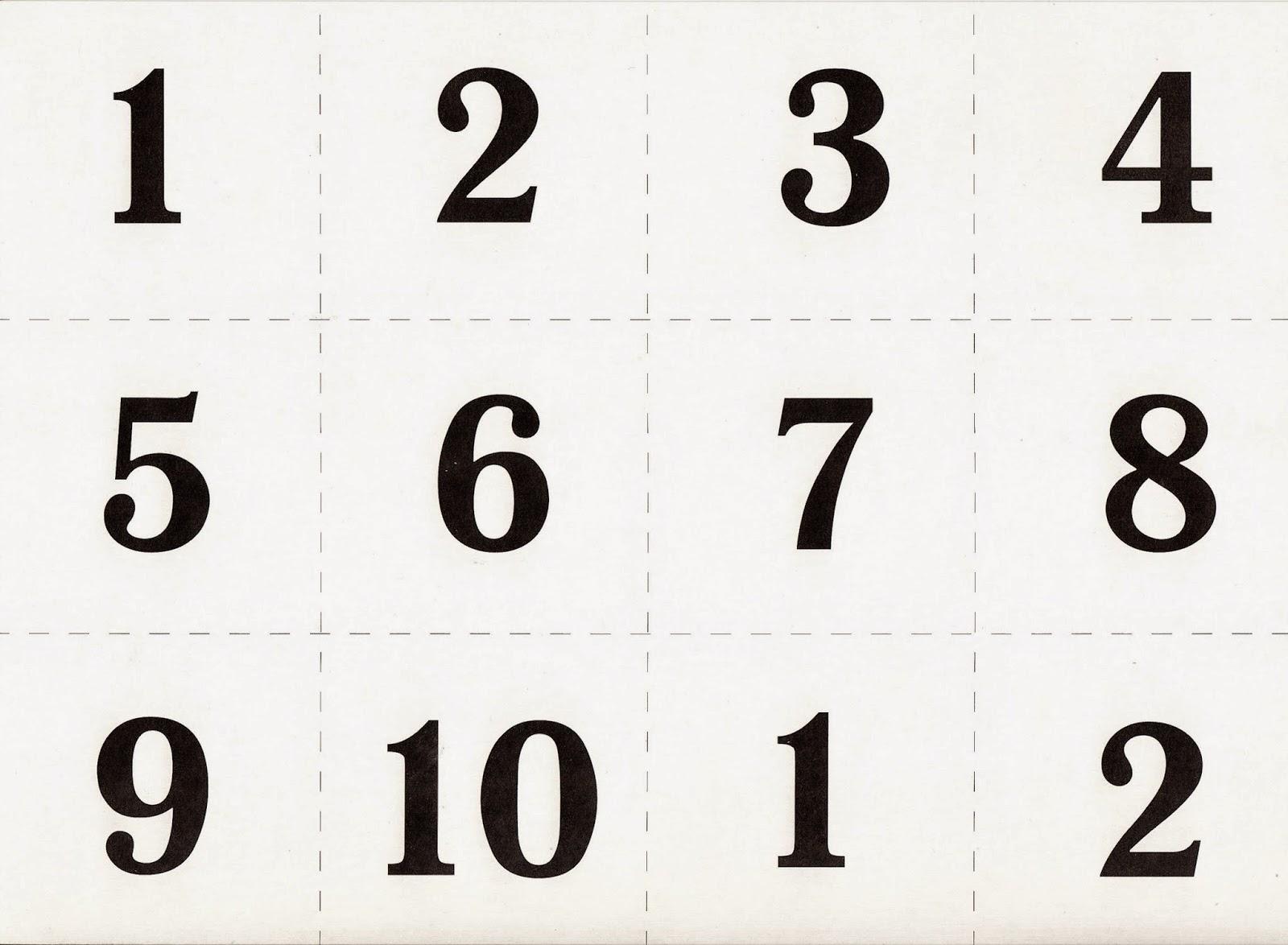 карточки со знаком плюс и минус