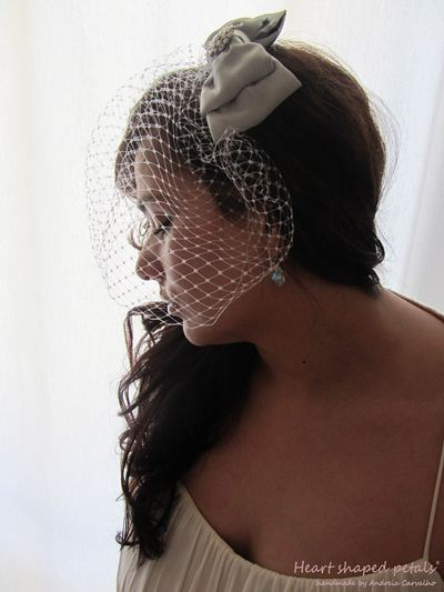 Acessórios cabelo noivas portugal