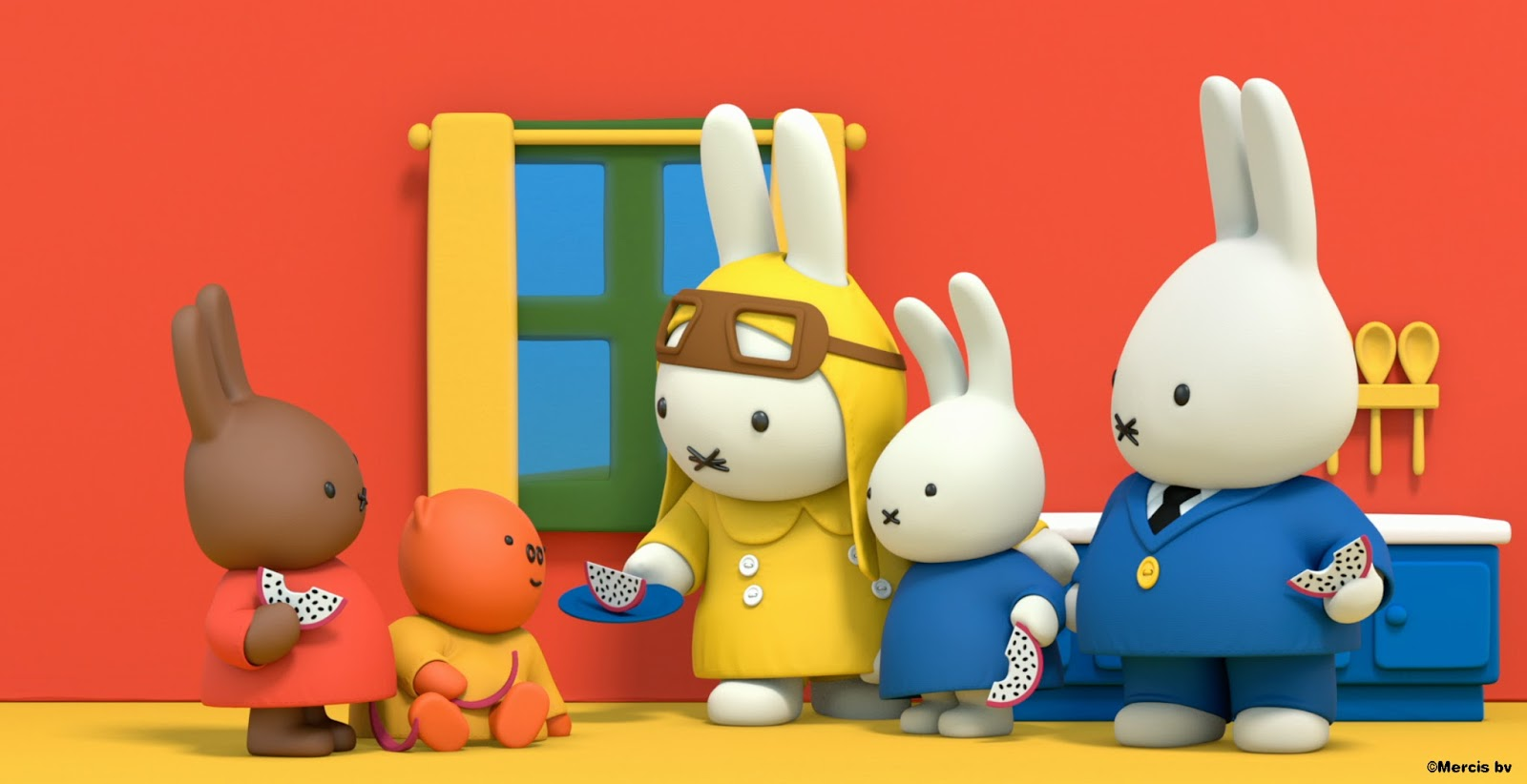 Toys And Adventures : Mrs bishop s bakes and banter win a sensory miffy toy