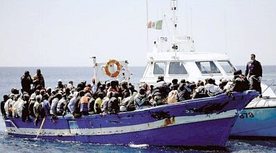 Lampedusa refugees #25