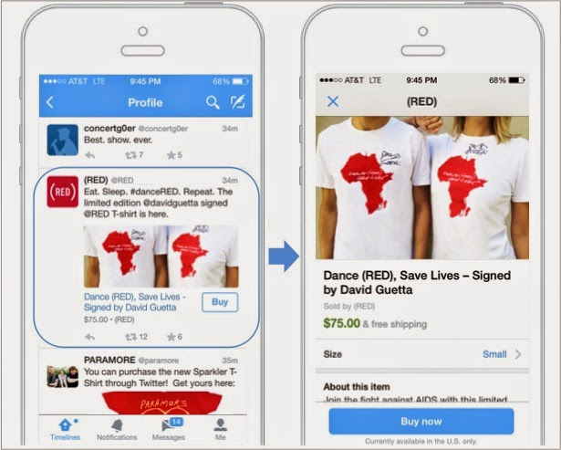 How To Purchase Products Via Twitter Tweets