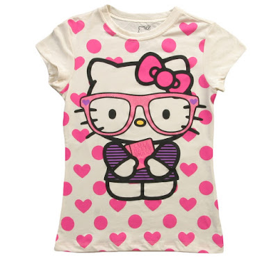 Model Baju Hello Kitty Anak Bayi Perempuan Cantik