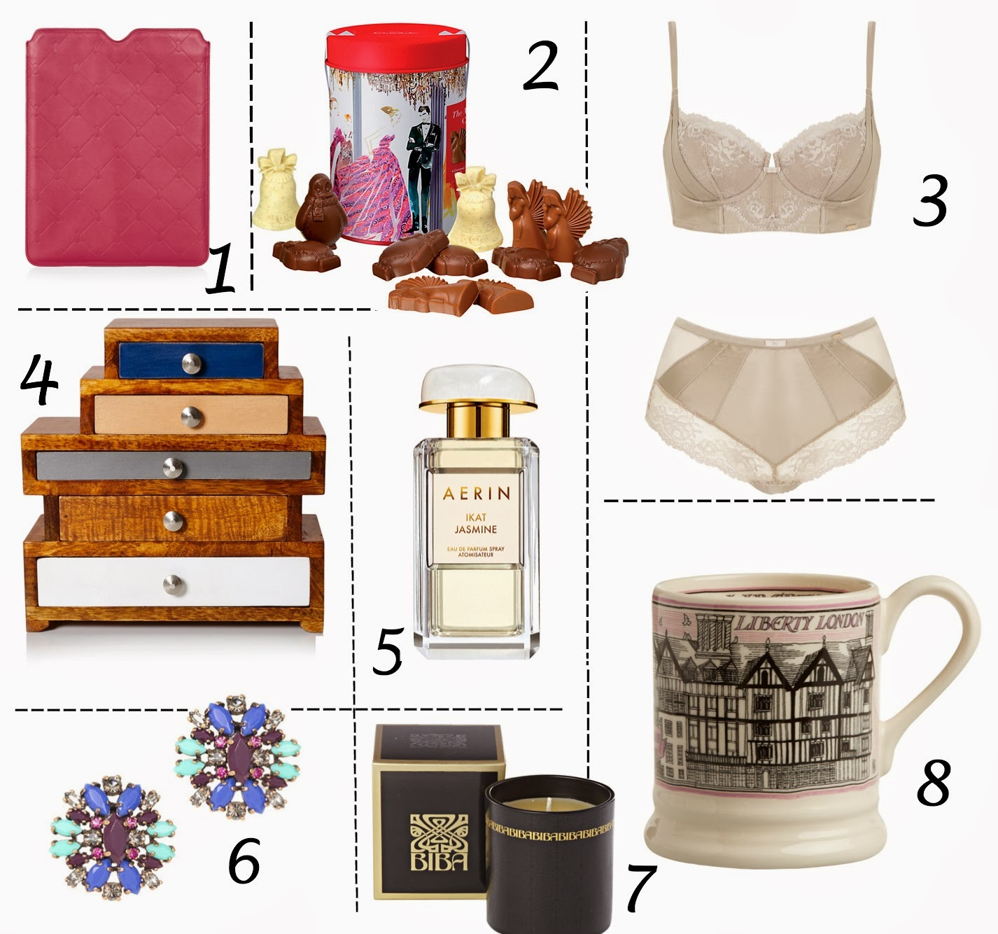My BIG Christmas Gift Guide for MUM {part 1} | V. I. BUYS