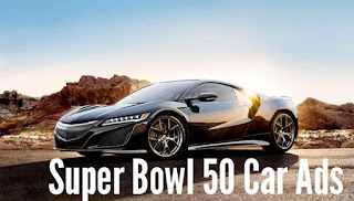 The Super Bowl 50 Car Ads
