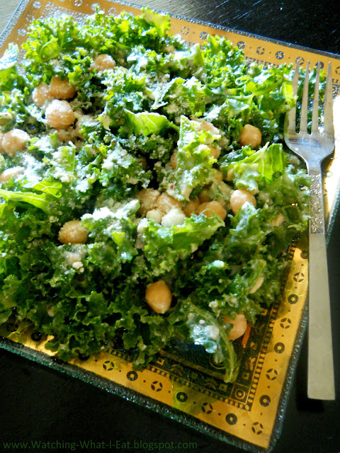 ... Caesar! The King of Salads ~ for the Ides of March ~Kale Caesar Salad