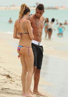 Melissa Satta Miami, Melissa Satta Bikini