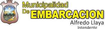 Municipalidad de Embarcacion