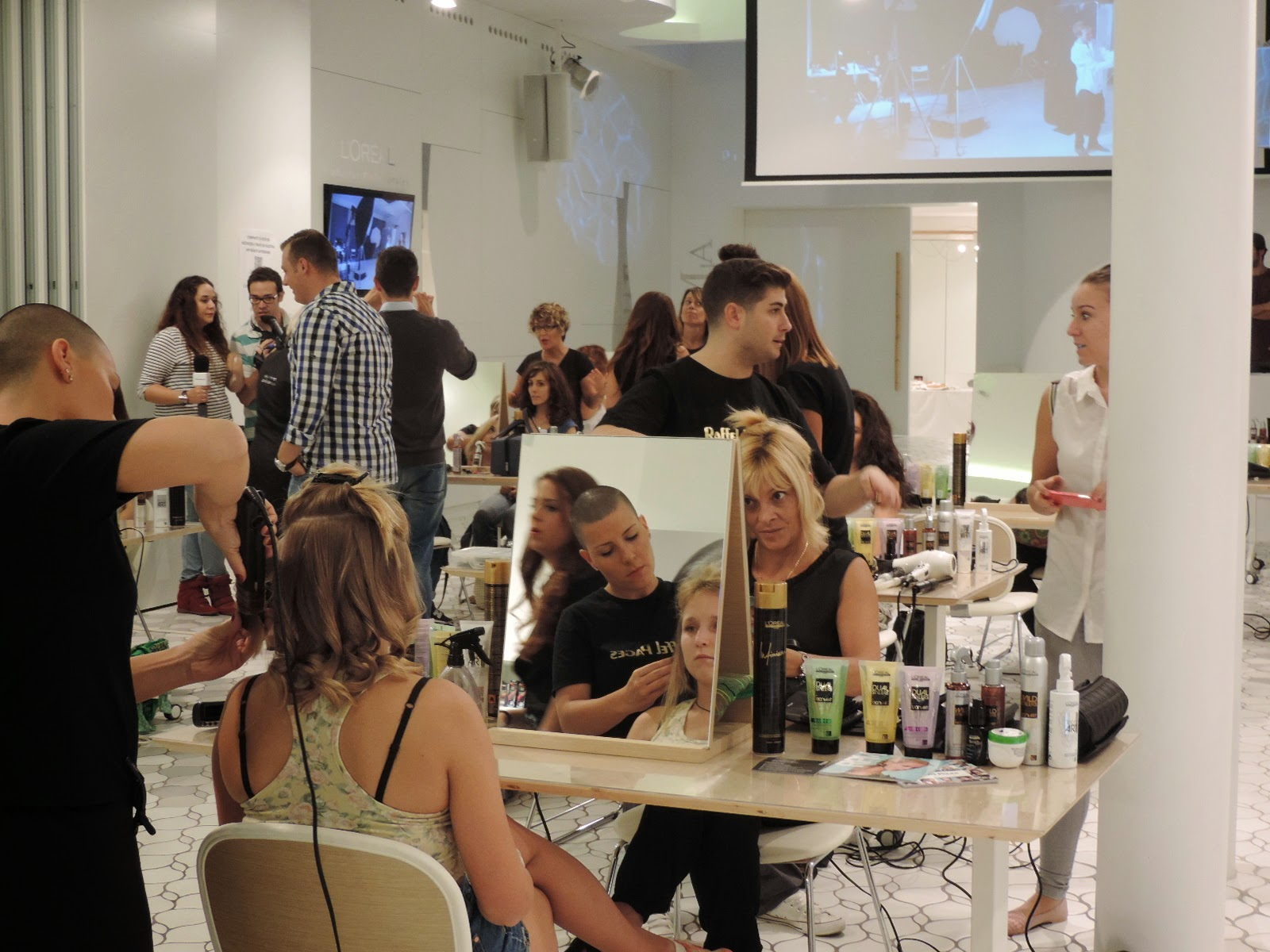 Beauty Afterwork con L'Oreal y Enfemenino.com