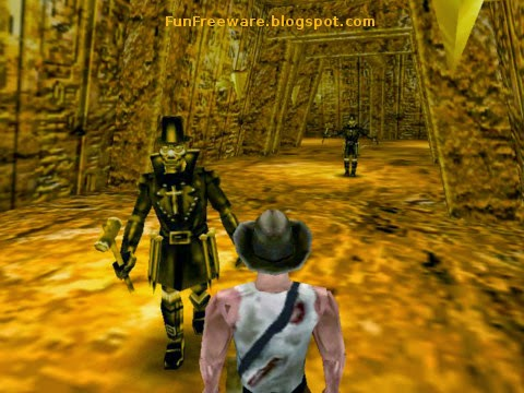 Golden Warriors - Free Indiana Jones™ Style Game